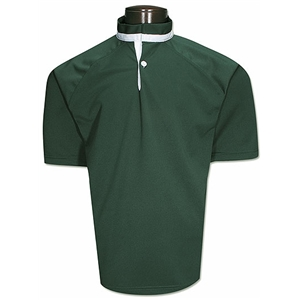 Dark Green Performance Rugby Jersey