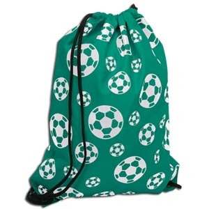 Soccer Ball Sack Pack (Green)