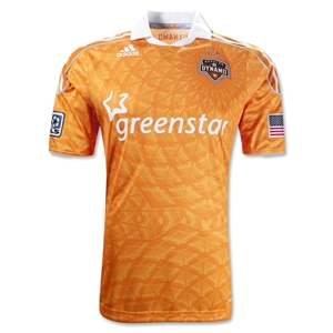 Houston Dynamo 2012 SS Primary Authentic Soccer Jersey