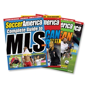 Soccer America Magazine 3 Month Subscription