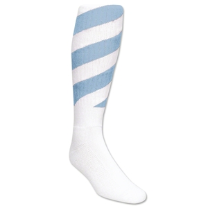 Red Lion Tornado Socks (White/Sky)