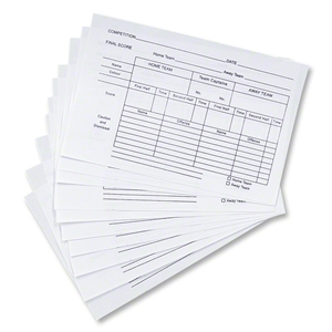 Ref Wallet Filler Paper 10 Sheets