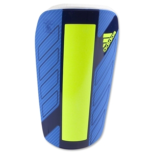 adidas Nitrocharge Pro Shinguard (Blue Beauty/Night Blue)
