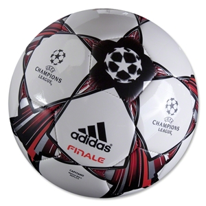 adidas UCL Finale 13 Capitano Ball (White/Black)