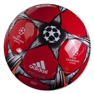 adidas UCL Finale 13 Capitano Ball (Hi Res Red/Black)