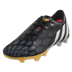 adidas Predator Instinct FG (Black/Running White/neon orange)