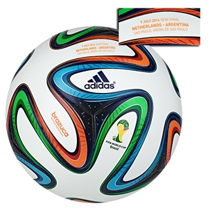 adidas Brazuca 2014 FIFA World Cup Official Match-Specific Ball (Netherlands-Argentina)