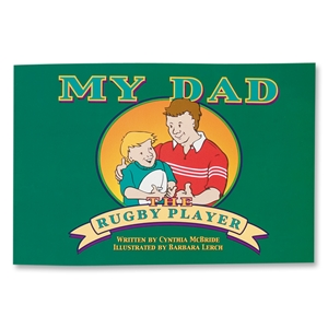 My Dad The Rugby Player Book