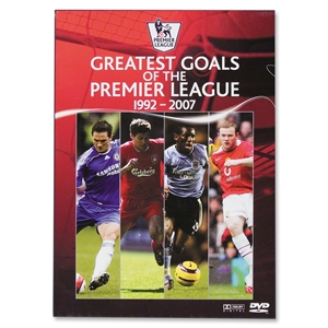 Greatest Goals of the Premier League DVD