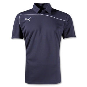 PUMA Pulse Coach Polo (Navy/White)