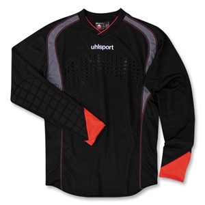 Uhlsport Precision Control LS Goalkeeper Jersey (Black)