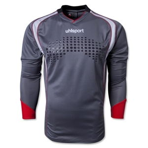 Uhlsport Precision Control LS Goalkeeper Jersey (Gray)