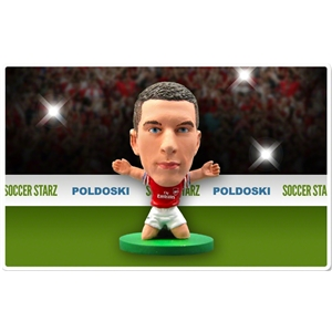 Arsenal 12/13 Podolski Home Figurine