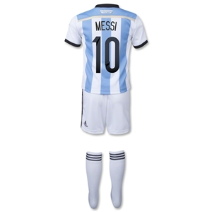Argentina 2014 MESSI Home Mini Kit