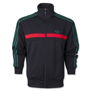 adidas Originals adi-Icon Track Top (Black/Red)