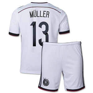 Germany 2014 MULLER Home Mini Kit
