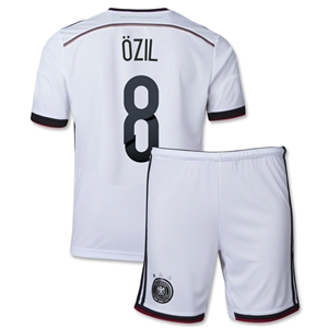 Germany 2014 OZIL Home Mini Kit