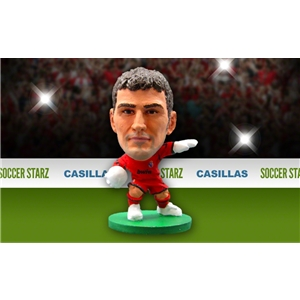 Real Madrid 12/13 Casillas Home Figurine