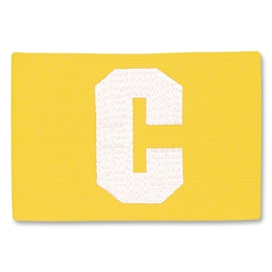 European Style Captain's Armband (Yellow)