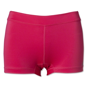 adidas Women's TechFit 3 Boy Short (Pi/Bk)
