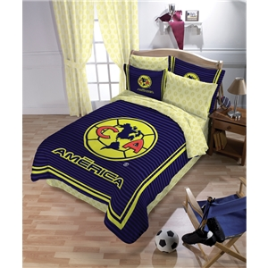 Club America Comforter Set (Twin)