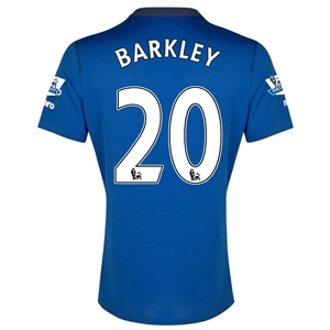 Everton 14/15 BARKLEY Home Soccer Jersey