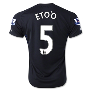 Everton 14/15 ETO'O Away Soccer Jersey