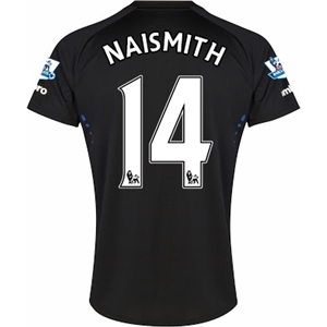 Everton 14/15 NAISMITH Away Soccer Jersey