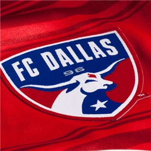 FC Dallas 2014 LS Authentic Primary Soccer Jersey