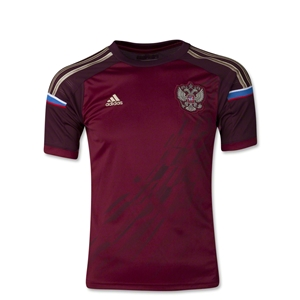 Russia 14/15 Youth Home Soccer Jersey