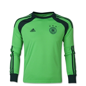 Germany 2014 LS Youth Home Goalkeeper Jersey
