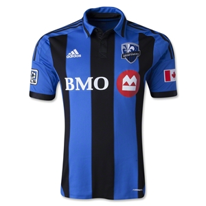 Montreal Impact 2013 Authentic Third Soccer Jersey