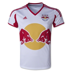 New York Red Bulls 2014 Women's Primary Soccer Jersey