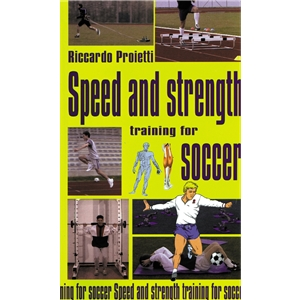 Speed and Strength Training for Soccer DVD