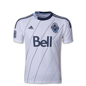 Vancouver Whitecaps 2013 Primary Youth Soccer Jersey