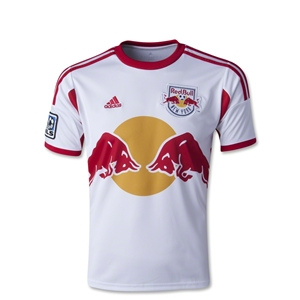 New York Red Bulls 2013 Primary Youth Soccer Jersey
