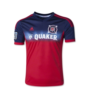 Chicago Fire Youth Primary Soccer Jersey
