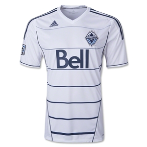 Vancouver Whitecaps 2013 Primary Soccer Jersey