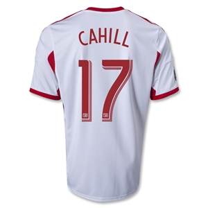New York Red Bulls 2013 CAHILL Primary Soccer Jersey