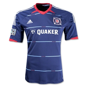 Chicago Fire 2013 Secondary Soccer Jersey