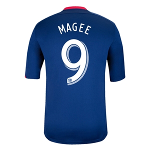 Chicago Fire 2014 MAGEE Secondary Soccer Jersey