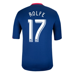 Chicago Fire 2014 ROLFE Replica Secondary Soccer Jersey