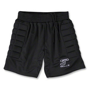 Sells Excel Goalkeeper Shorts (Black)