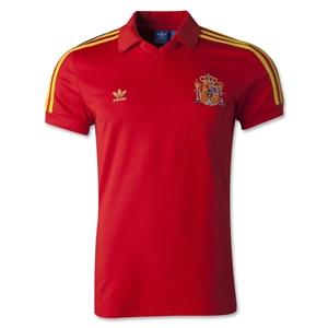 Spain Originals Retro Soccer Jersey
