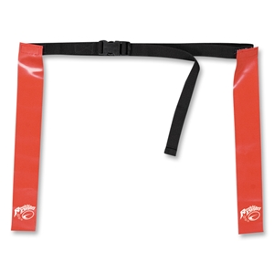 Rookie Rugby Red Flag Belt (10 pack)