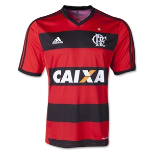 Flamengo 2014 Home Soccer Jersey
