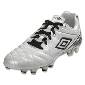 Umbro Speciali 4 Pro HG (Pearlised White/Black)