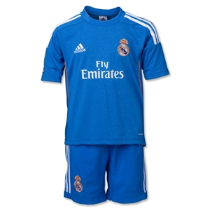 Real Madrid 13/14 Away Mini Soccer Kit