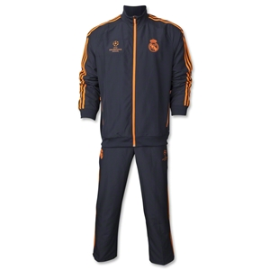 Real Madrid Europe Presentation Suit