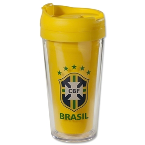 Brazil 16 oz Travel Mug
